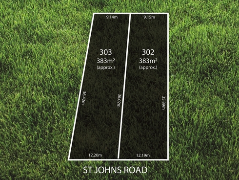Lot 302/ St Johns Road Ottoway, SA 5013