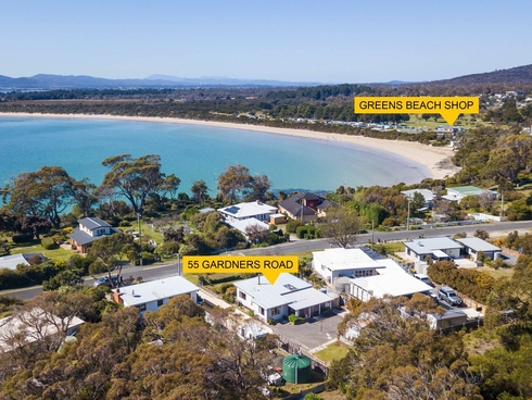 55 Gardners Road Greens Beach, TAS 7270