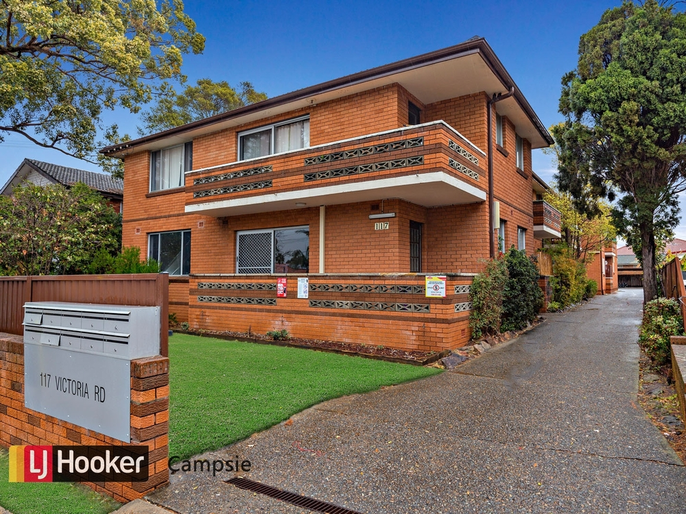 2/117 Victoria Road Punchbowl, NSW 2196