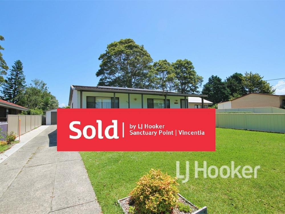156 Links Avenue Sanctuary Point, NSW 2540