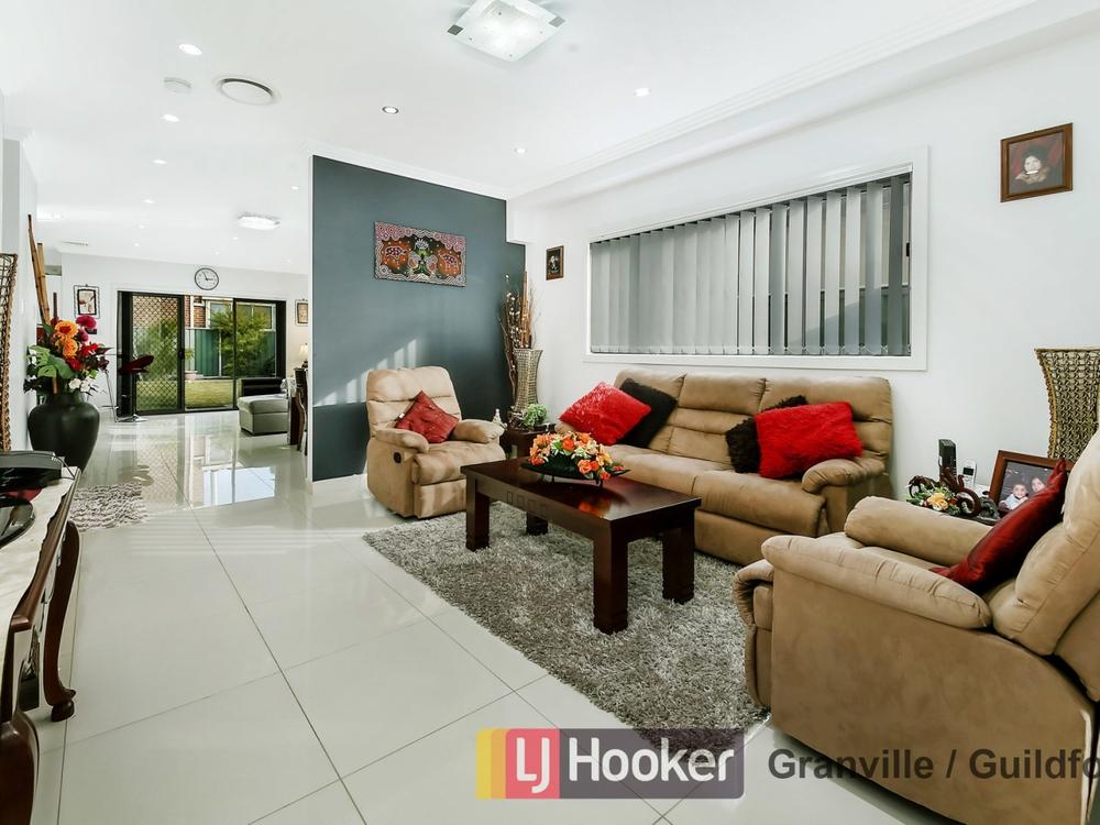 1 Willis Avenue Guildford, NSW 2161