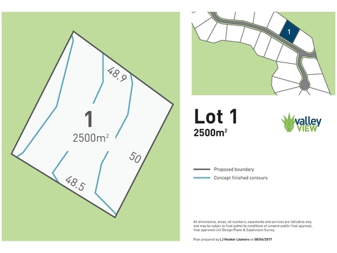 1 Valley View Estate, Richmond Hill Road Goonellabah, NSW 2480