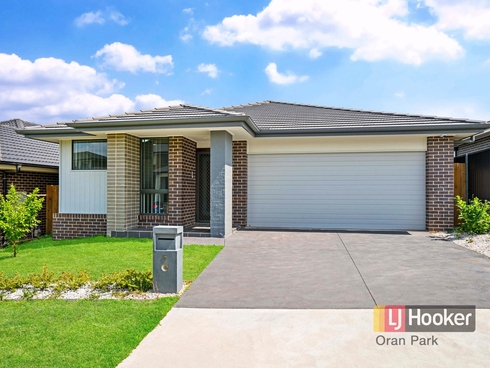 5 Bourne Ridge Oran Park, NSW 2570