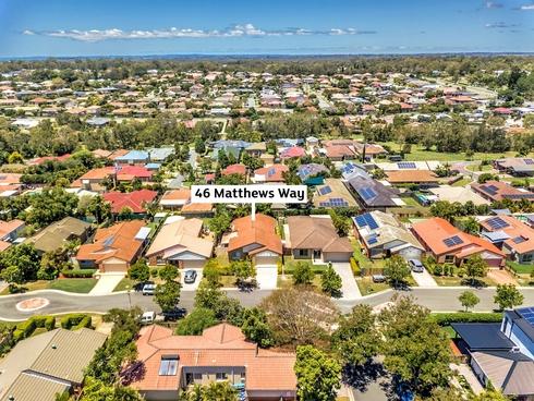 46 Matthews Way Wakerley, QLD 4154
