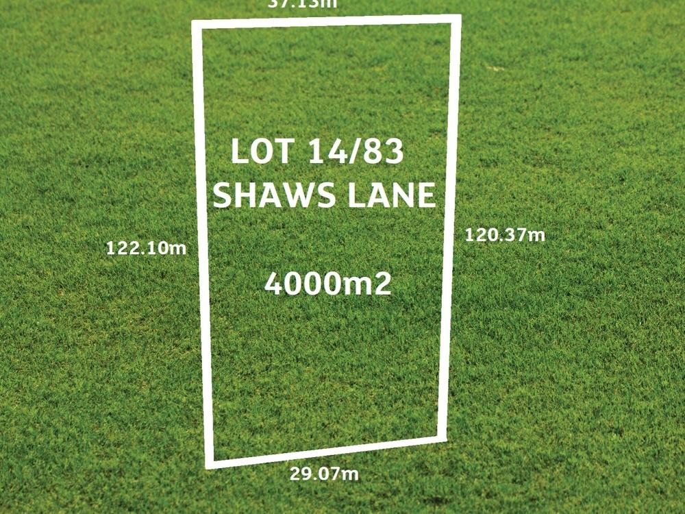 Lot 14/83 Shaws Lane Rosedale, VIC 3847