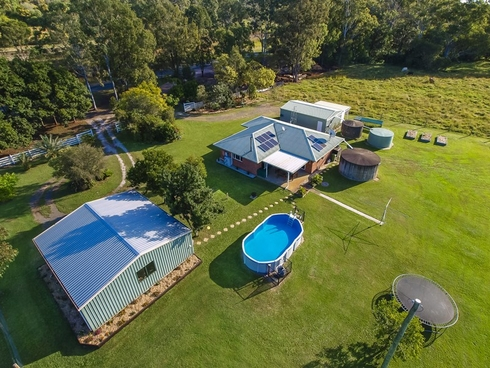 1296 Harvey Siding Road Curra, QLD 4570