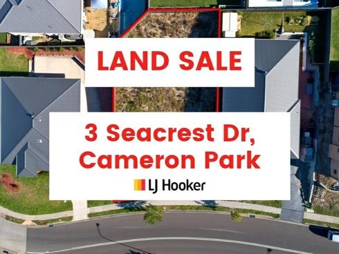 3 Seacrest Drive Cameron Park, NSW 2285