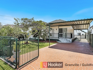 17 Donnelly Street Guildford , NSW, 2161