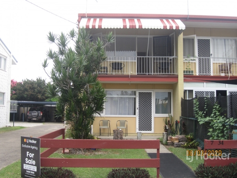 7/34 Benabrow Avenue Bongaree, QLD 4507