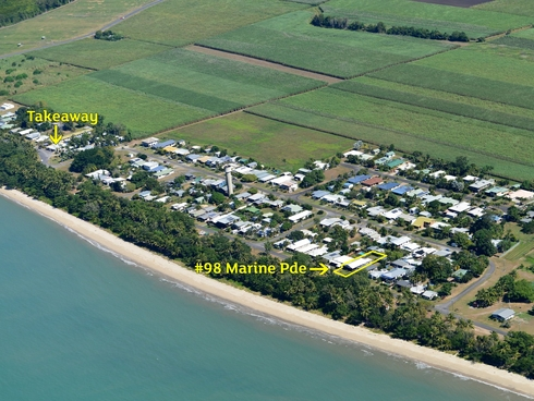 98 Marine Parade Newell, QLD 4873