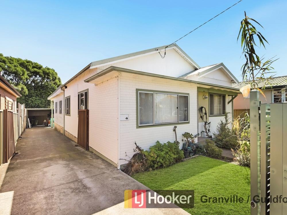 144 Blaxcell Street Granville, NSW 2142