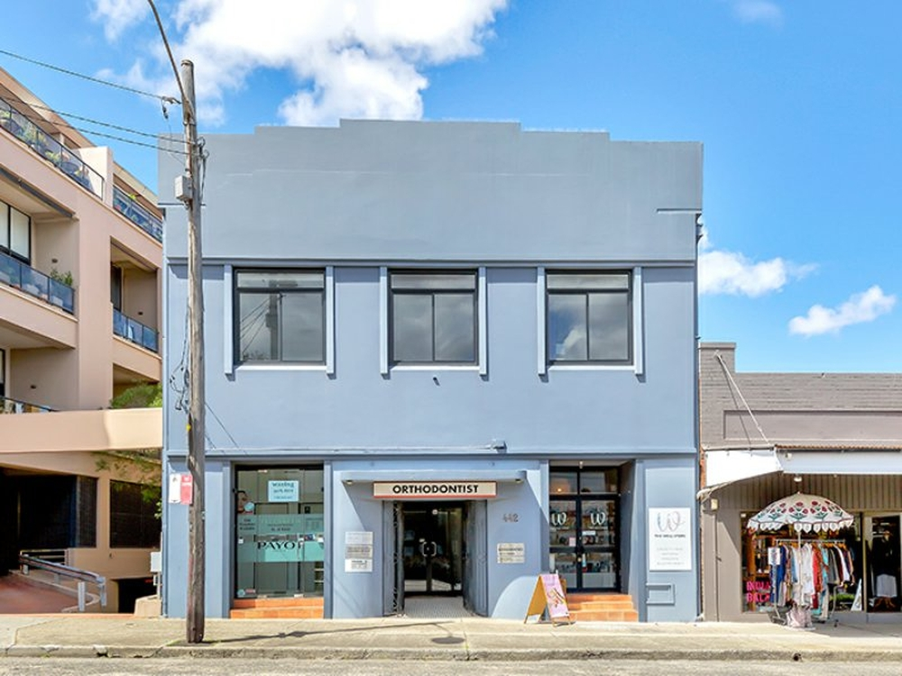Top Floor/442 Darling Street Balmain, NSW 2041