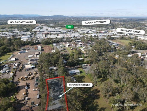 56 Cairns Street Loganholme, QLD 4129