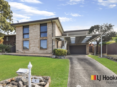 5 Berrima Avenue Padstow, NSW 2211