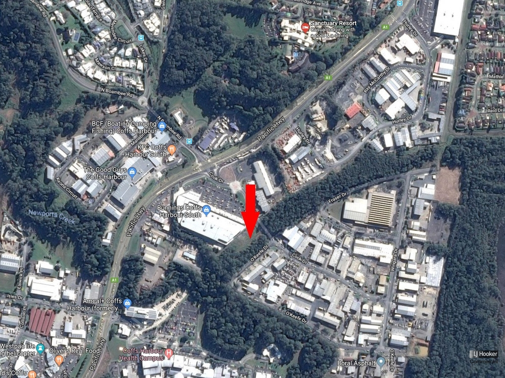 3/1 Cook Drive Coffs Harbour, NSW 2450