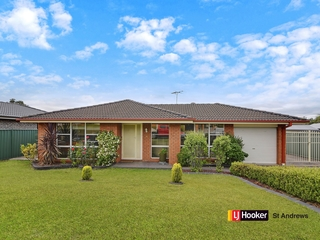 3 Boeing Crescent Raby , NSW, 2566