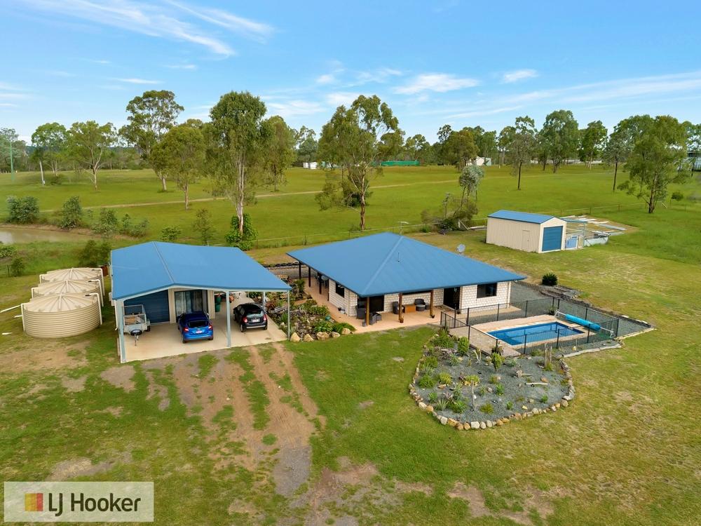 1043 Old Esk Road Taromeo, QLD 4314