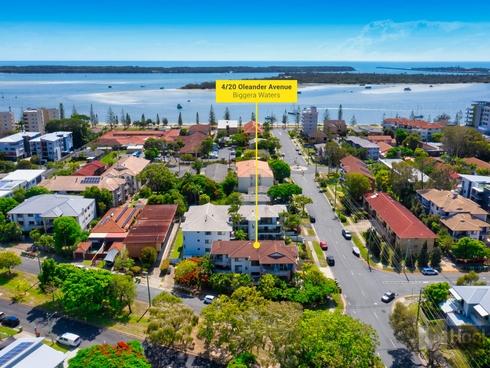 4/20 Oleander Avenue Biggera Waters, QLD 4216