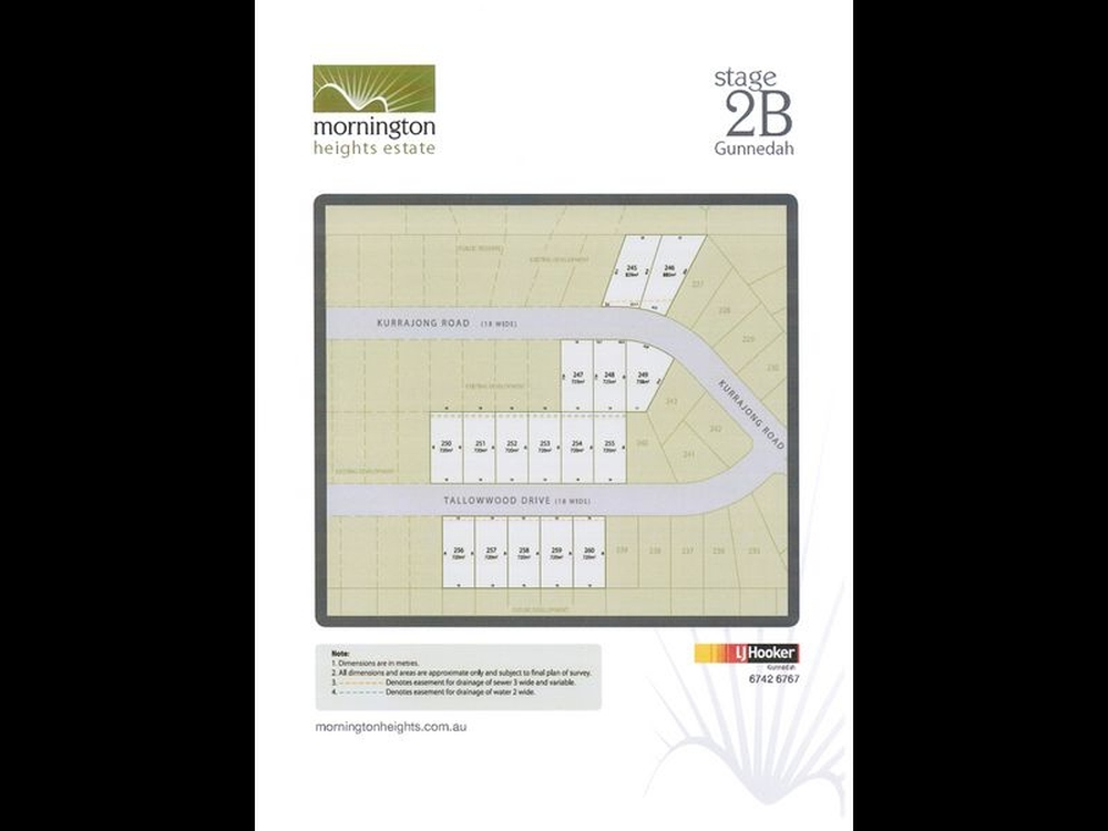 Lot 249 Kurrajong Road Gunnedah, NSW 2380