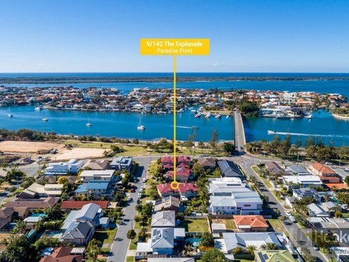 9/142 The Esplanade Paradise Point, QLD 4216