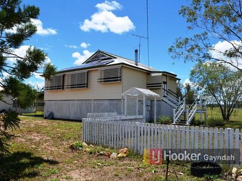 32 Kerwee Rd Eidsvold, QLD 4627