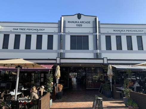 Unit 4 Manuka Arcade/20-30 Franklin St Griffith, ACT 2603
