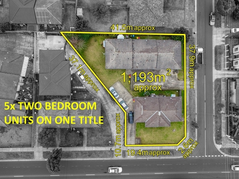 245 Gladstone Road Dandenong North, VIC 3175