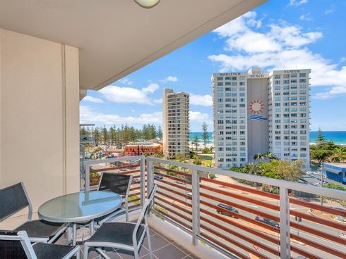 1115/1 Ocean Street Burleigh Heads, QLD 4220