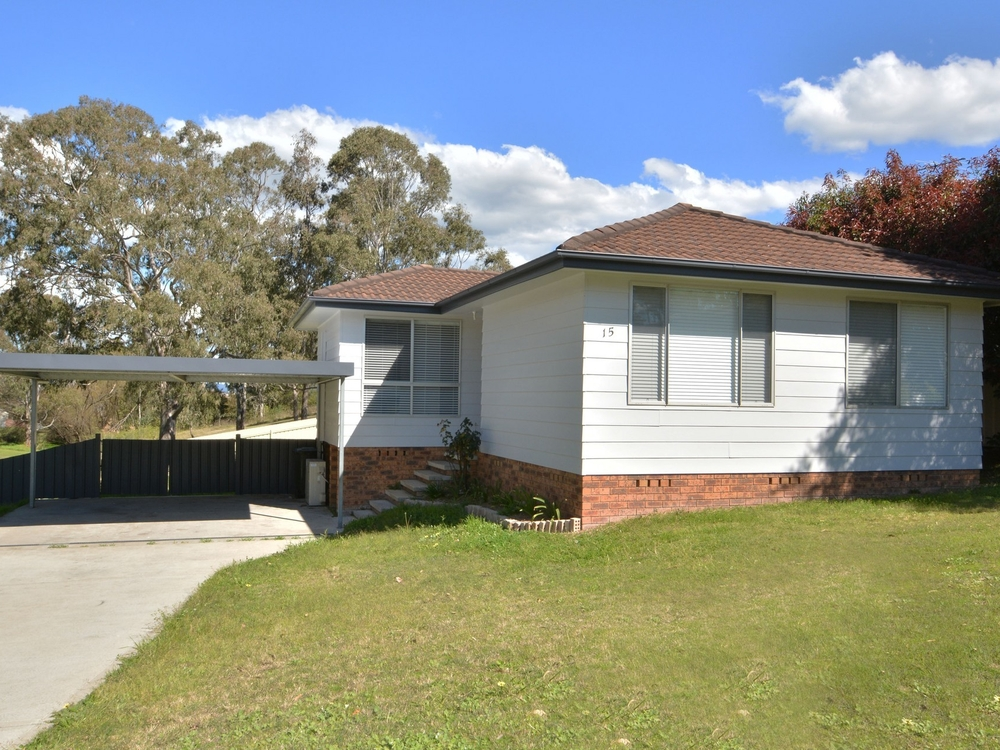 15 Goodlet Street Rutherford, NSW 2320