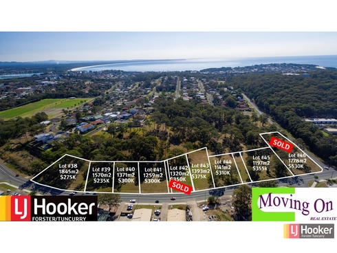 Lot 38-46/31-49 Kularoo Drive Forster, NSW 2428