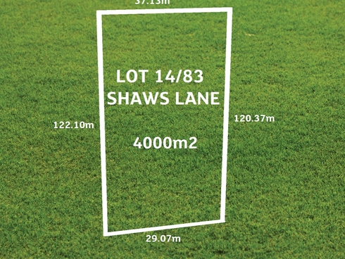 Lot 14/83 Shaws Lane Rosedale, VIC 3847