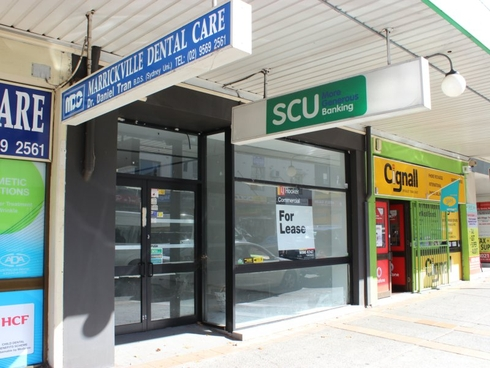 LEASED/3/296 Marrickville Road Marrickville, NSW 2204