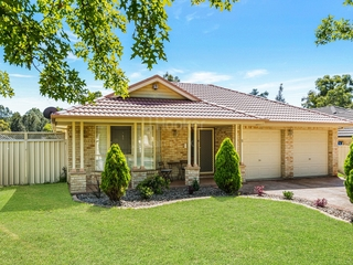 9 Vannon Circuit Currans Hill , NSW, 2567