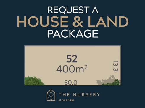 Lot 52/74 Bumstead Road Park Ridge, QLD 4125