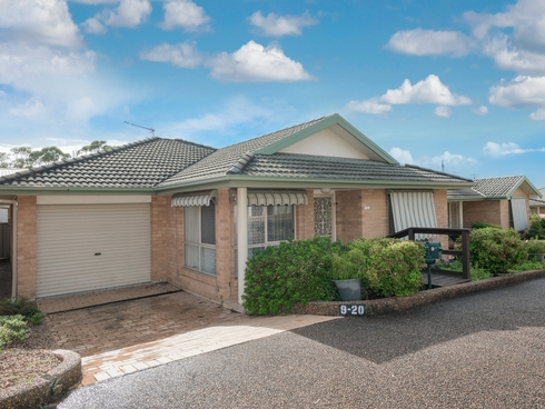 9/20 Cowmeadow Road Mount Hutton, NSW 2290