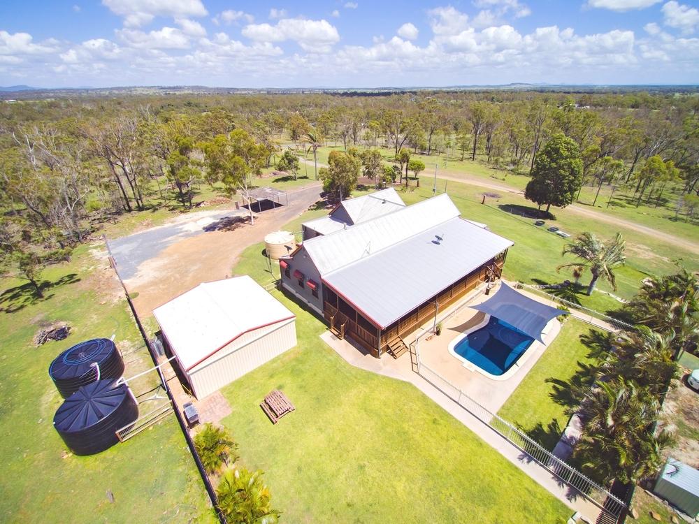 105 Black Gin Creek Road Alton Downs, QLD 4702