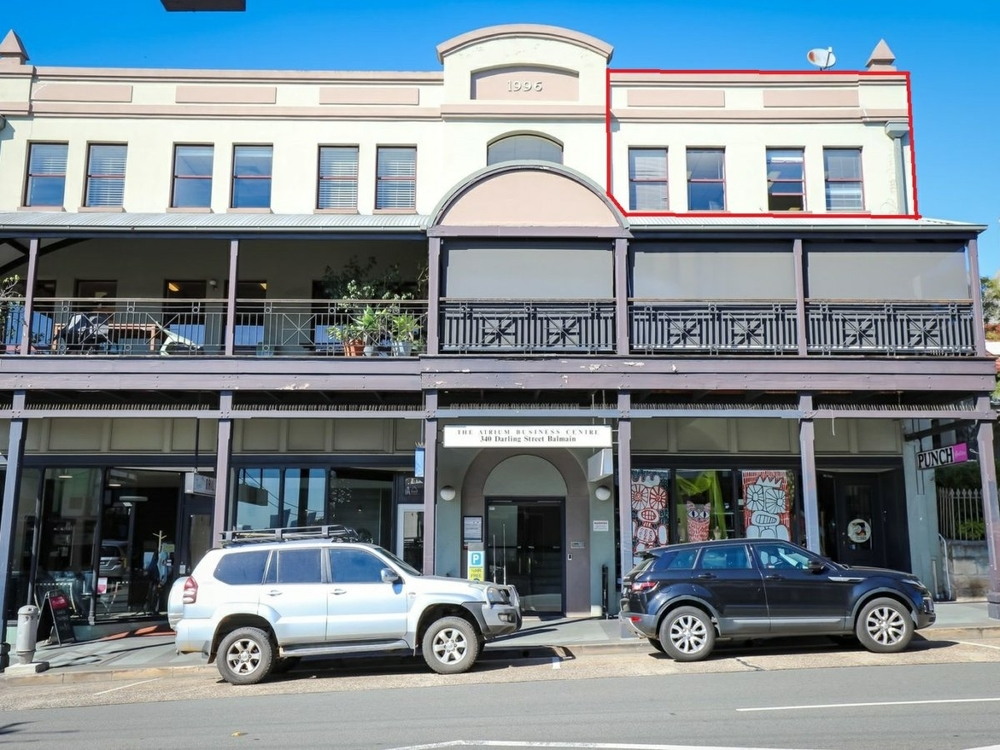 Suite 12/340 Darling Street Balmain, NSW 2041