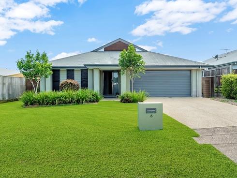 6 Hazelmere Crescent Ormeau, QLD 4208