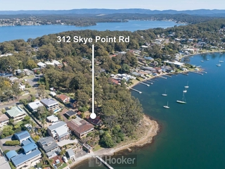 312 Skye Point Road Coal Point , NSW, 2283
