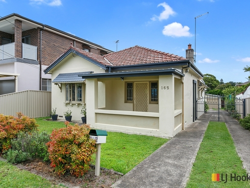 165 West Street South Hurstville, NSW 2221