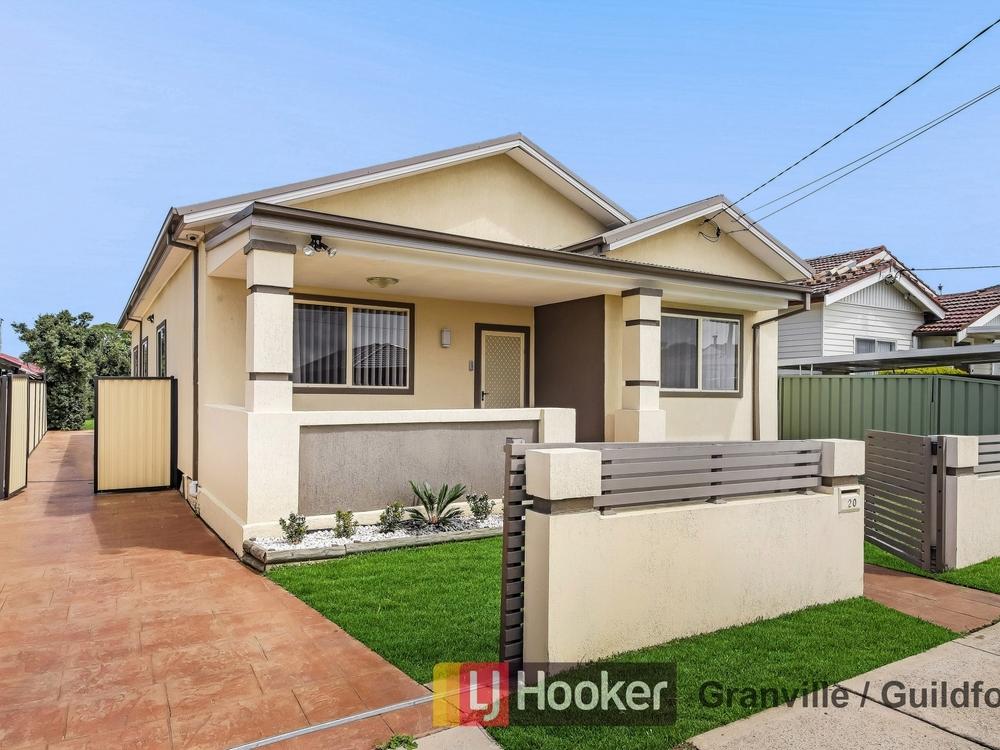 20 Banksia Street Granville, NSW 2142