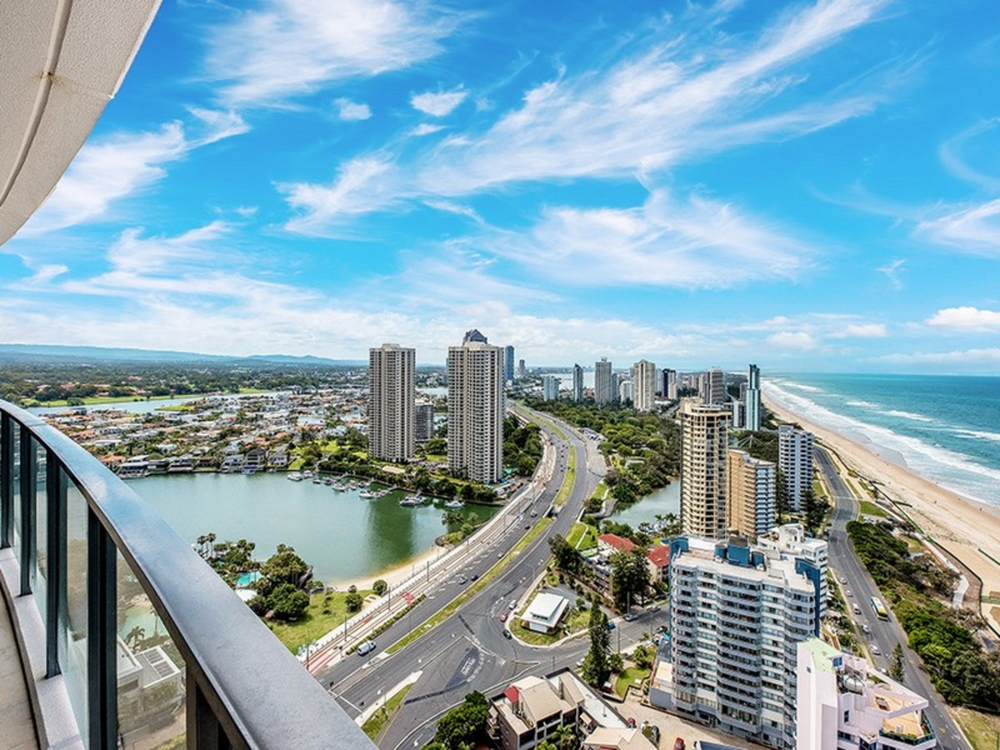 3202/3440 Surfers Paradise Boulevard Surfers Paradise, QLD 4217