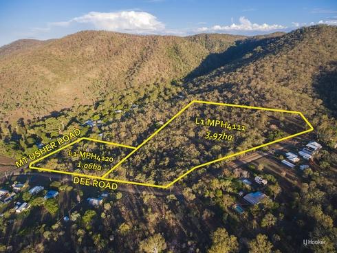 0 Mount Usher Road L1MPH4120 and L1MPH4111 Bouldercombe, QLD 4702
