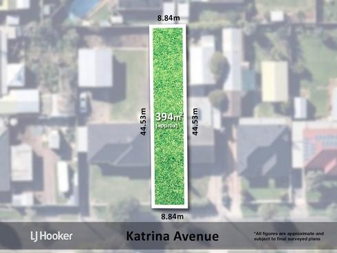 Lot 741/4 Katrina Avenue Klemzig, SA 5087