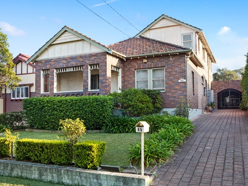 45 Myall Street Concord West, NSW 2138