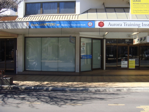 Suite 1/566 Ruthven Street Toowoomba, QLD 4350