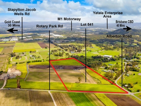 Lot 541 Rotary Park Road Alberton, QLD 4207