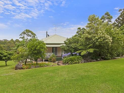 646 Binna Burra Road Beechmont, QLD 4211
