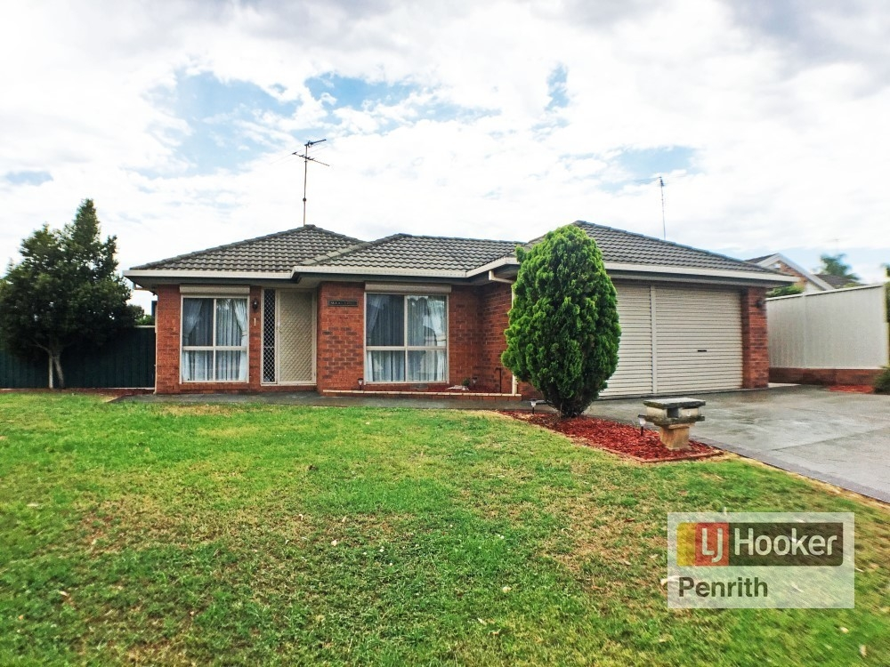 1 Osprey Place Claremont Meadows, NSW 2747