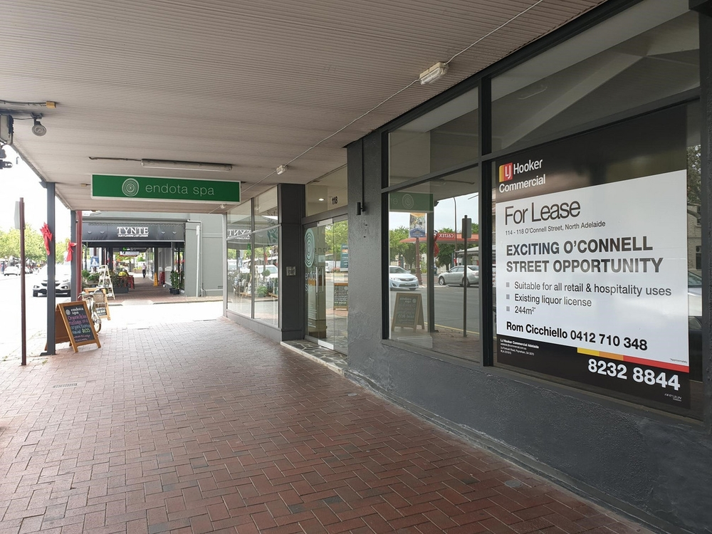 114-118 O'Connell Street North Adelaide, SA 5006